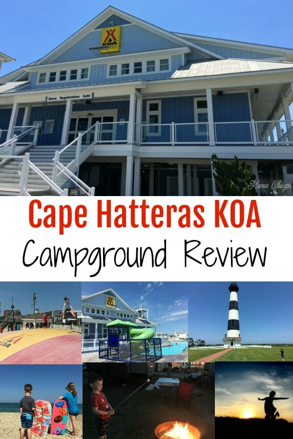 Cape Hatteras KOA Campground Review
