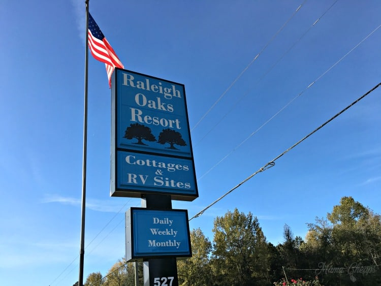 Raleigh Oaks RV Resort