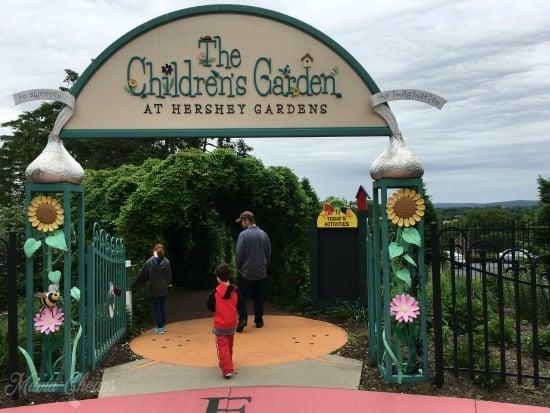 Children's Garden Hershey Gardens