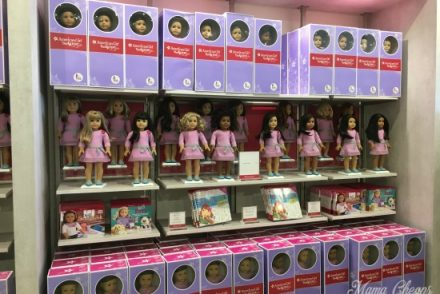 American Girl Truly Me Outlet