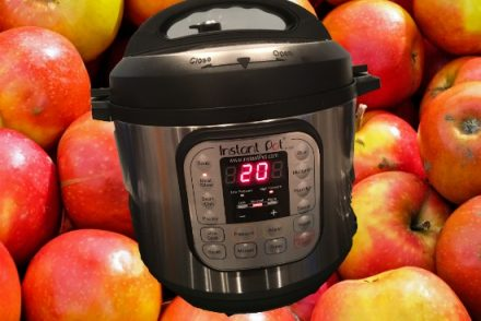 Apples Instant Pot