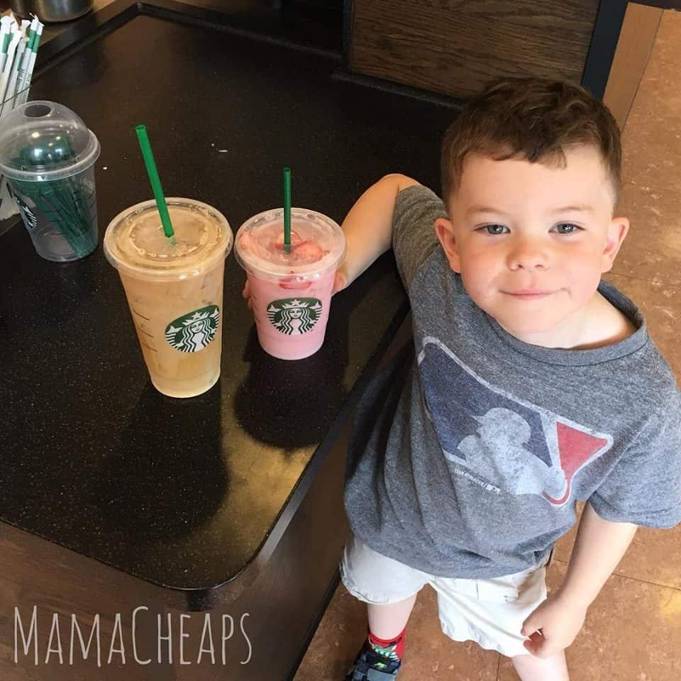Landon Starbucks
