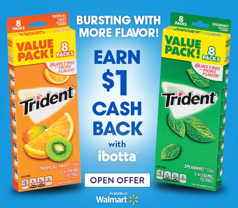 Trident Value Packs