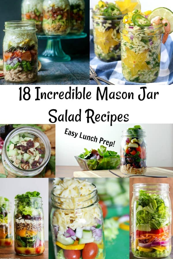Best Mason Jar Salads