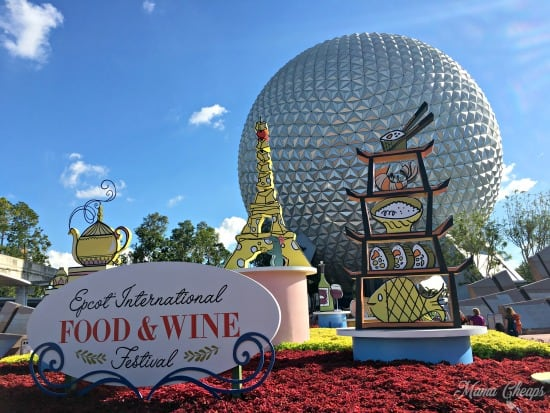 Activities for Kids at Disney's Epcot International Food and Wine