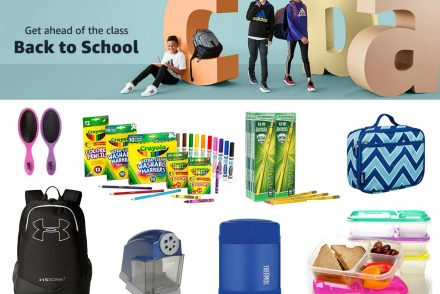 amazon back to school
