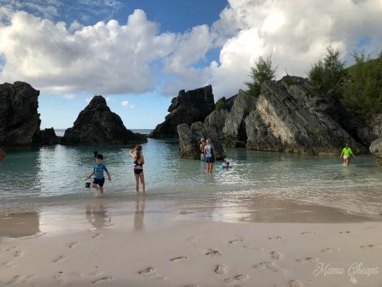 Baby Beach Horseshoe Bay