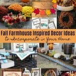 Best Fall Farmhouse Inspired Decor Ideas to Incorporate in Your Home