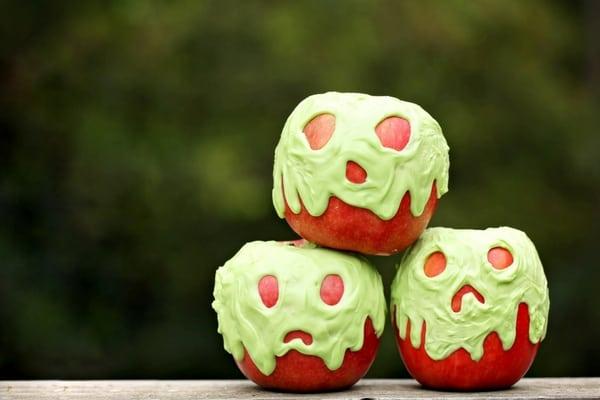 Chocolate Poison Apples