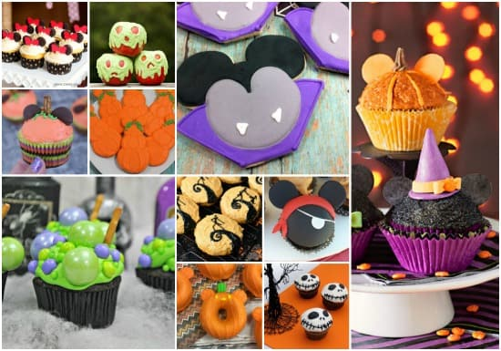 Delicious Halloween Disney Treats