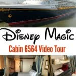 Disney Magic Cruise Cabin 6564 Video TourDisney Magic Cruise Cabin 6564 Video Tour