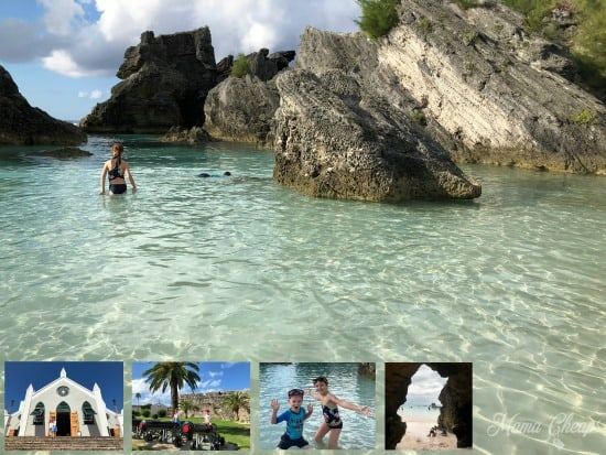 Fantastic Things to Do with Kids in Bermuda