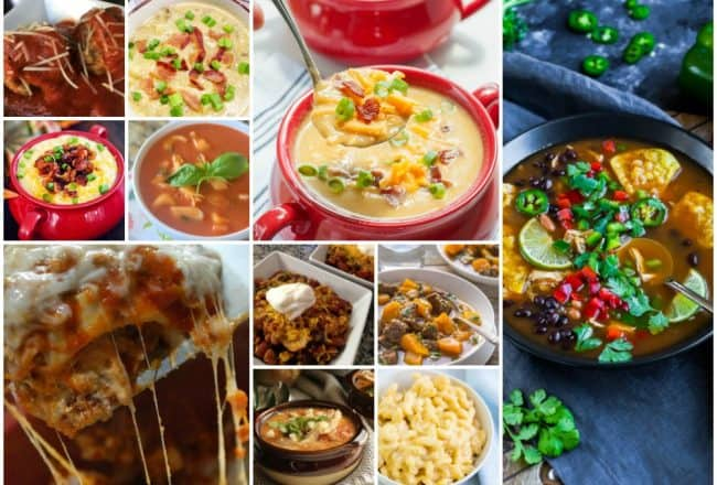 Hearty Slow Cooker Meals for Chilly Fall Evenings FEATURE
