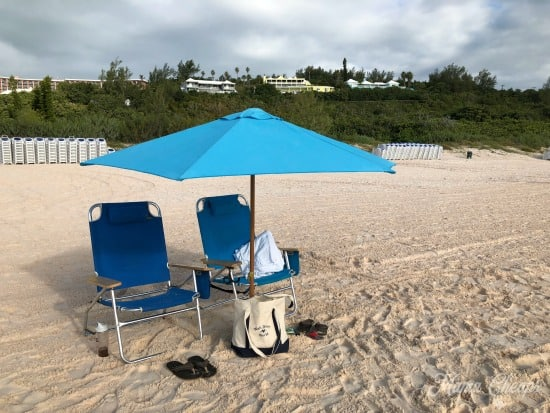 Horseshoe Bay Beach Chair Rental
