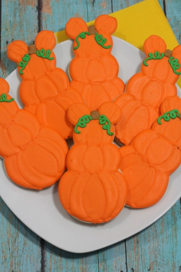 Mickey-pumpkin-cookies