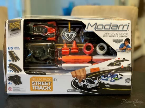 Modarri Design and Drive Street Track