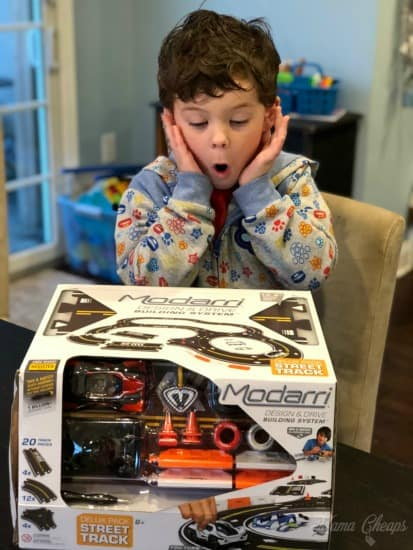Modarri's Delux Street Track Set Review