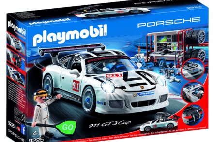 Playmobil Porsche Set