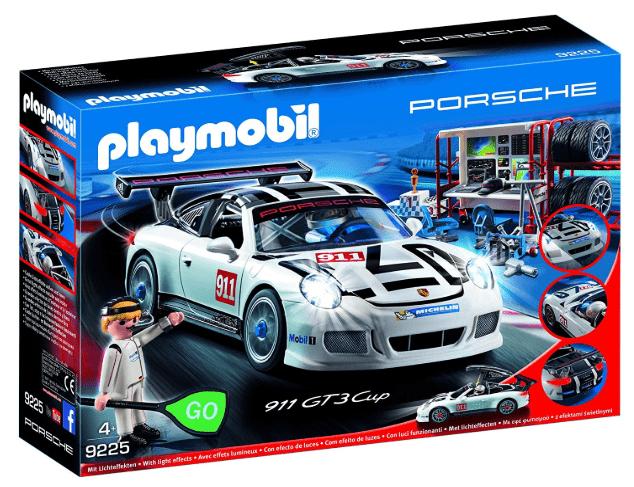 Playmobil Porsche Set