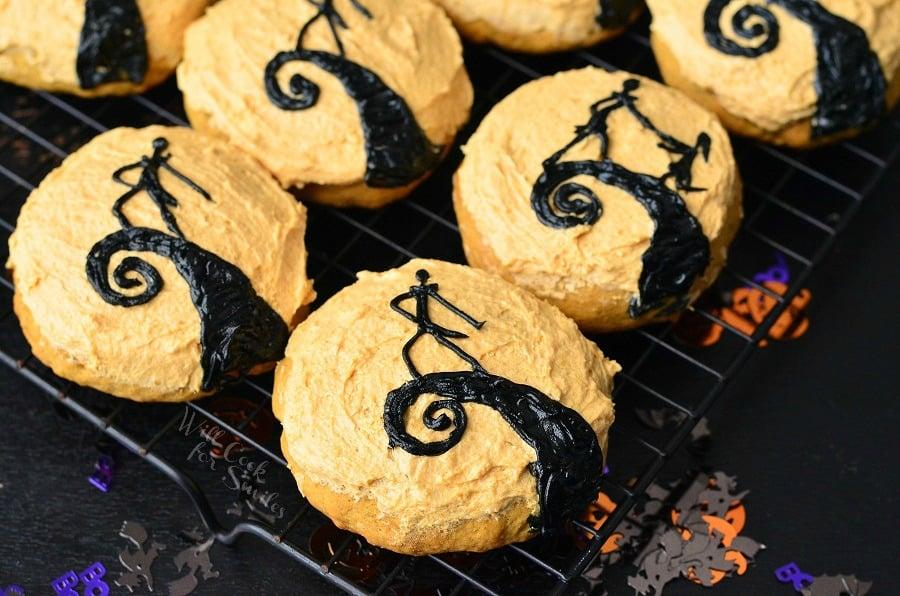 The-Nightmare-Before-Christmas-Pumpkin-Cookies