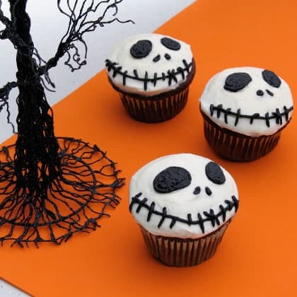 jack-skellington-cupcakes