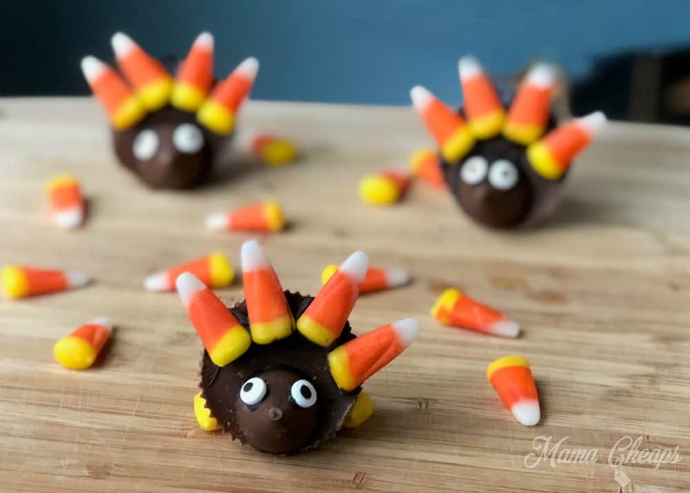 Candy Turkey Hershey