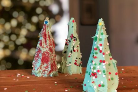 Christmas Tree Cones