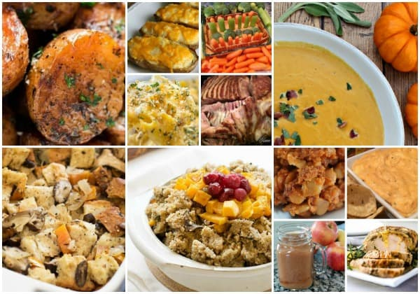 More Gluten Free Thanksgiving Food Ideas