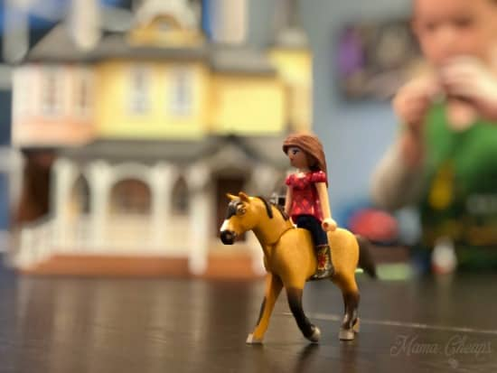 Spirit Horse Playmobil