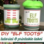 DIY Elf Toots