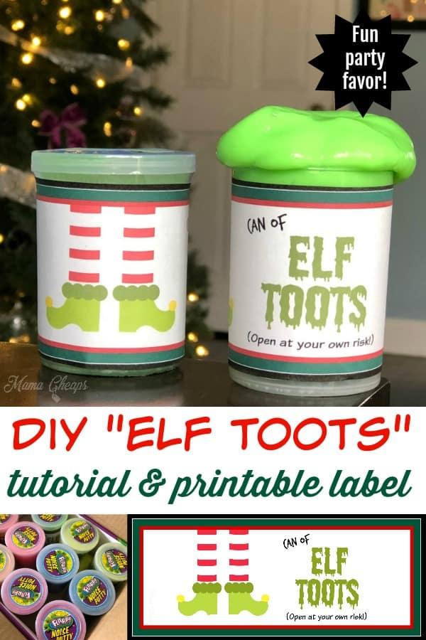 DIY Elf Toots