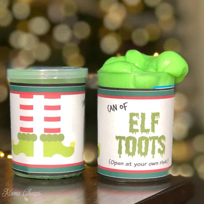 Elf Toots Flarp