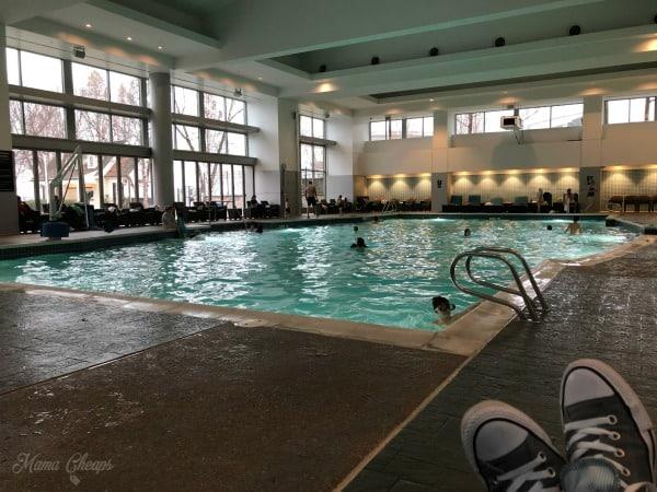 Gaylord National Pool