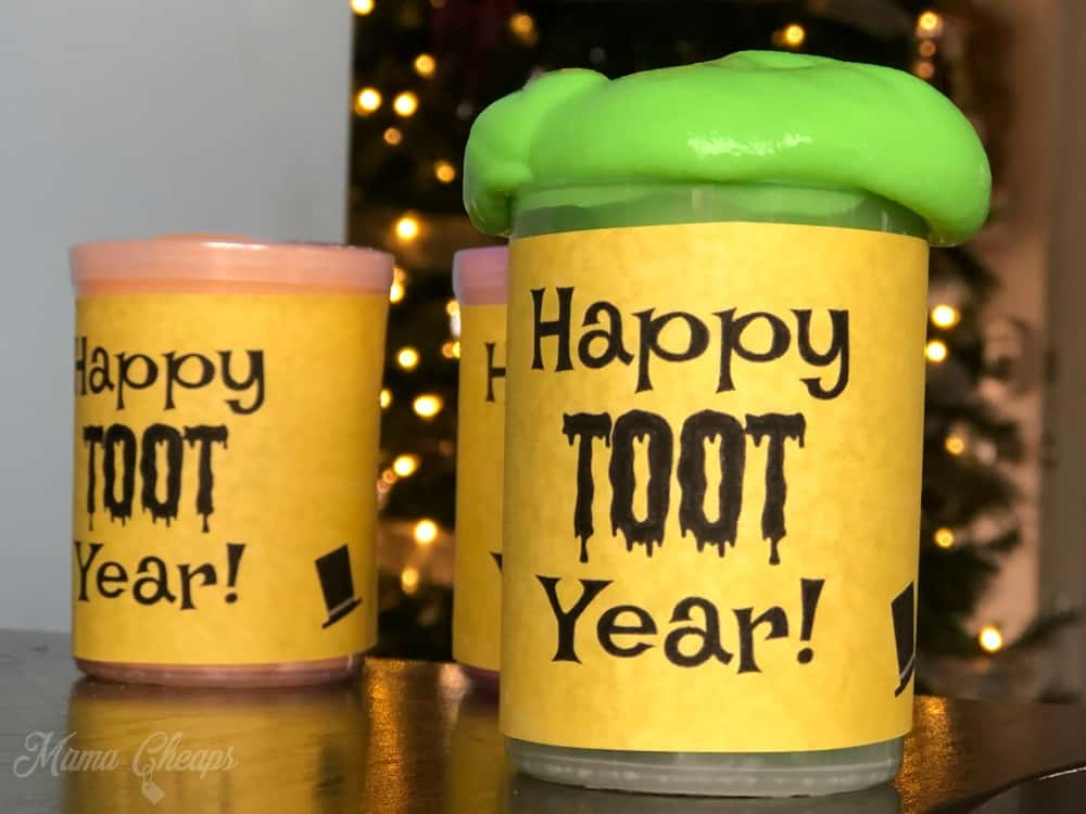 Happy Toot Year Flarp
