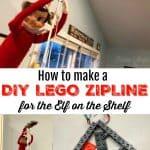 How to Make a DIY LEGO Zipline