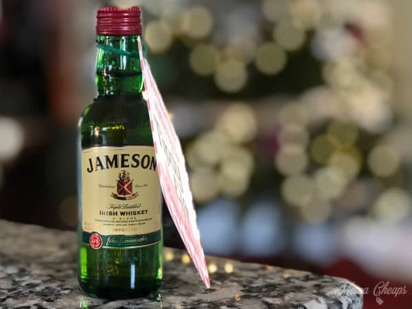 Jameson Mini Bottle