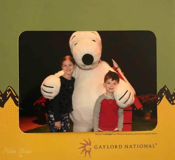 Snoopy Gaylord National