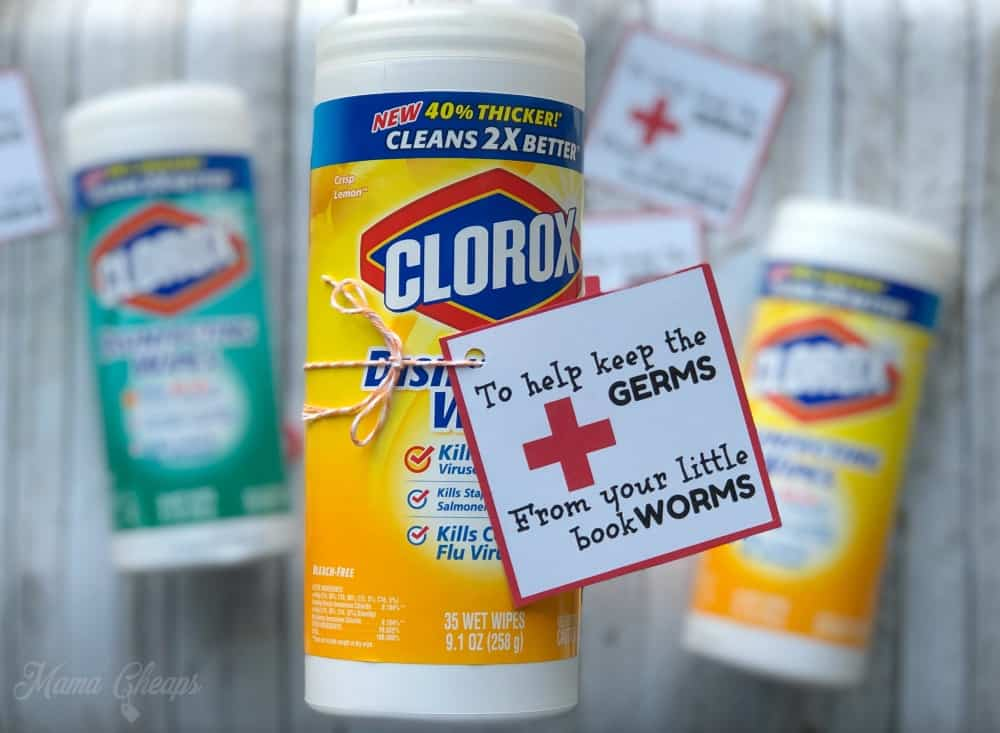 Clorox Teacher Gift