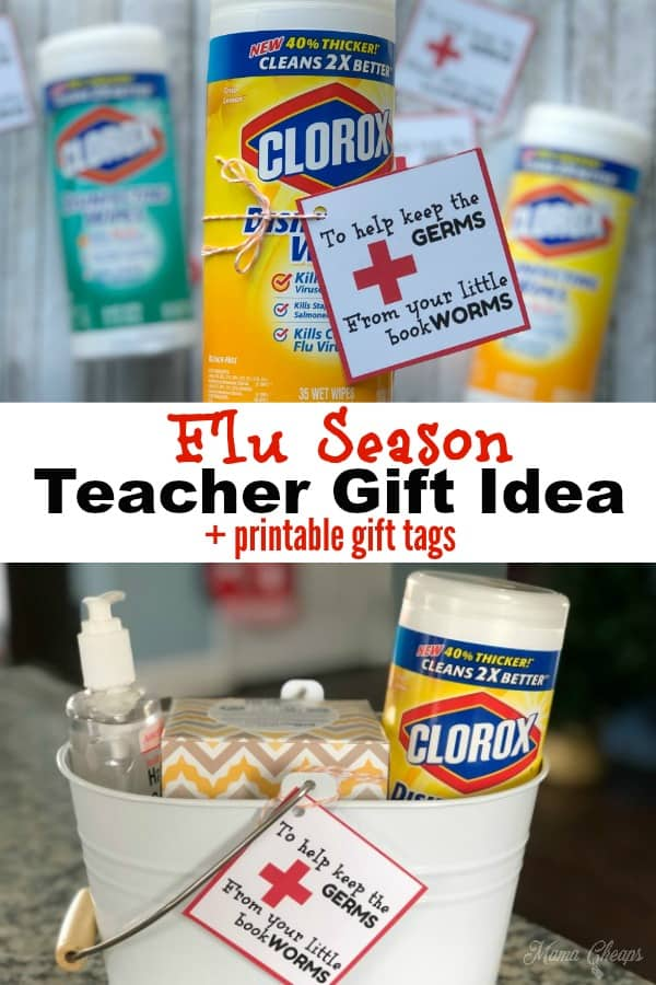 Clorox Wipes Teacher Gift