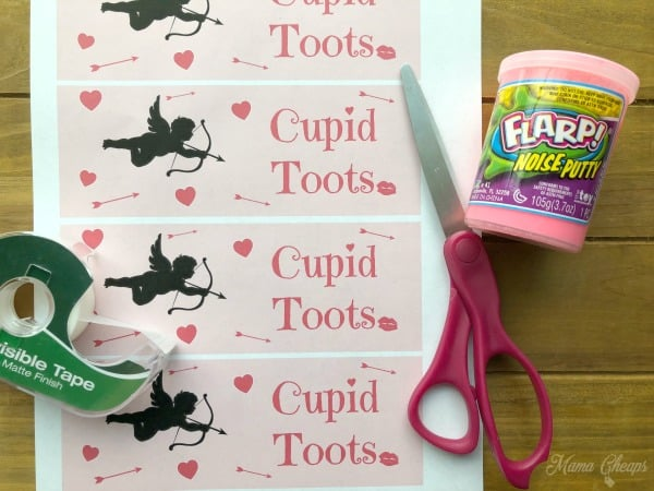 Cupid Toots Flarp Supplies