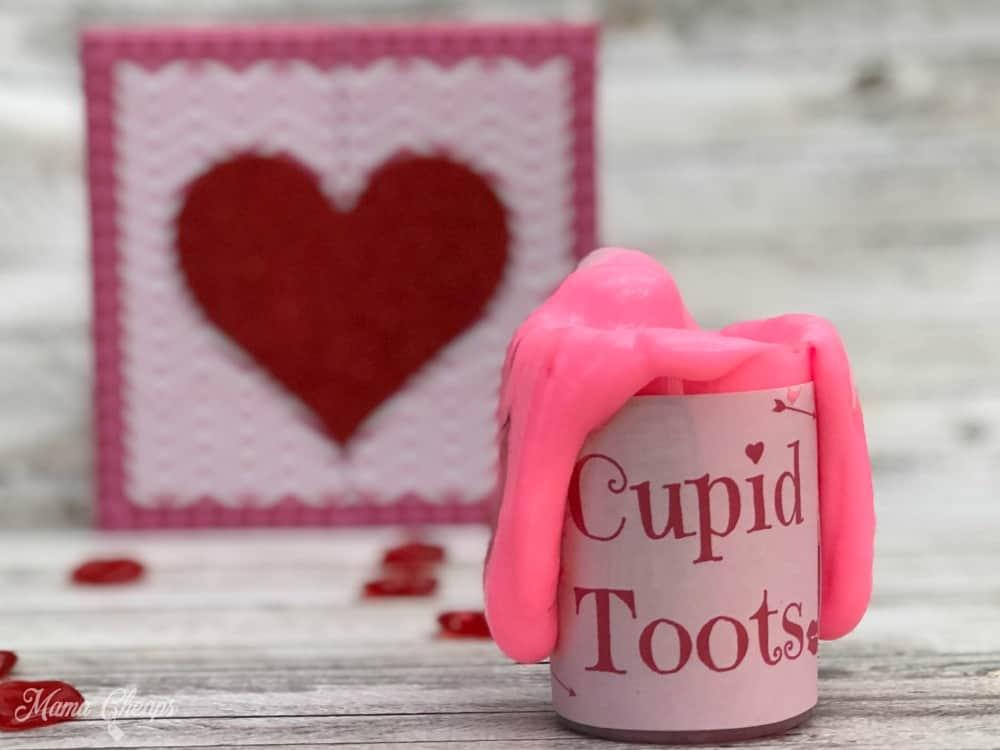 Cupid Toots Flarp