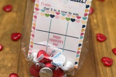Hershey Kiss Valentine
