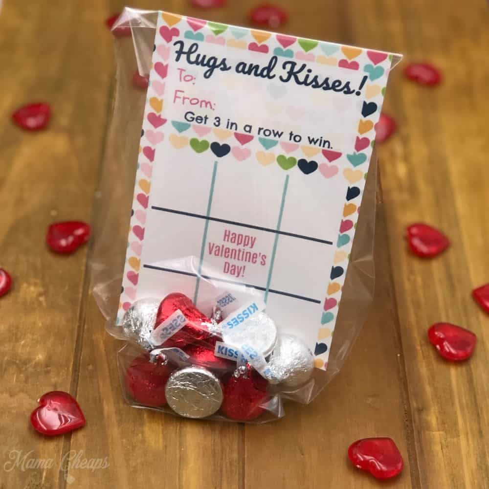 image regarding Tic Tac Toe Valentine Printable titled Printable Tic Tac Toe Valentine Playing cards - Simply just Include Sweet