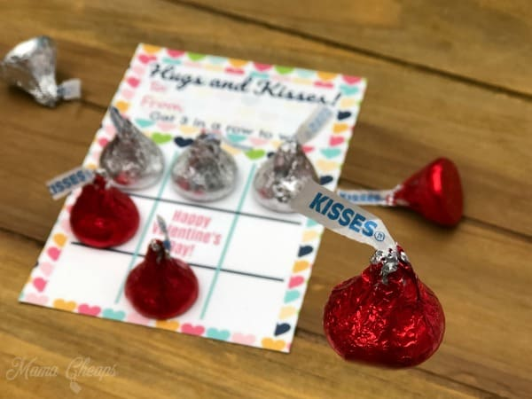 Hershey Kisses game