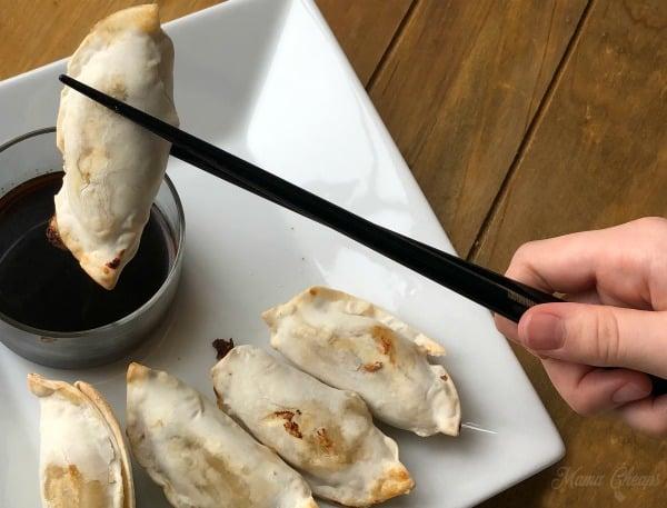 Potstickers and Chopsticks