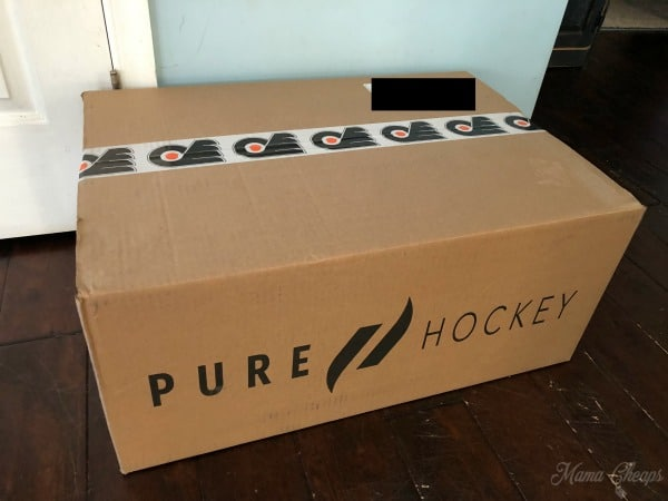 Pure Hockey Delivery