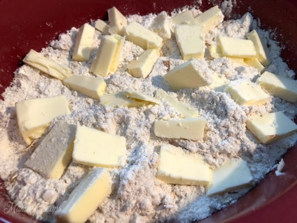 Sugar Butter Crust