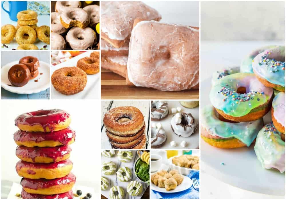 Delicious Homemade Donut Recipes