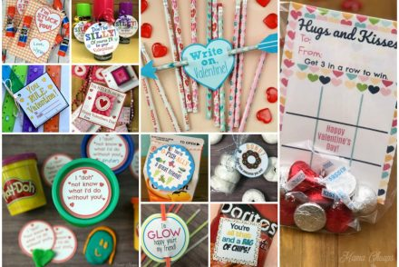 Dollar Store Valentine Ideas