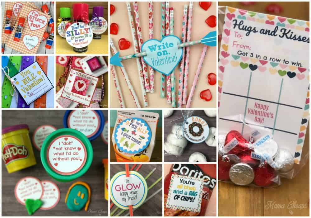 D ollar Store Valentine Ideas